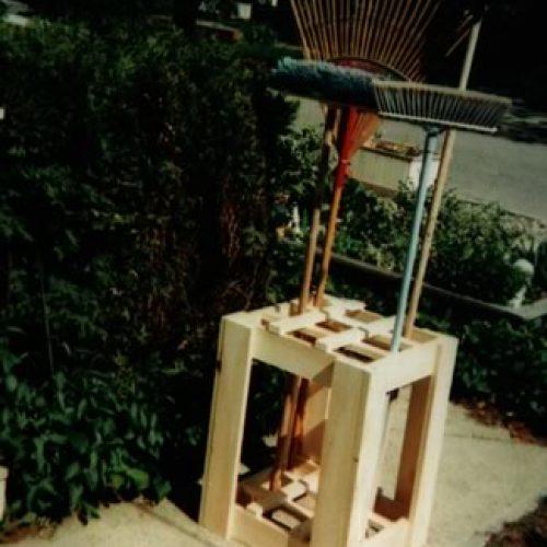 Garden Tool Organizer